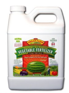 Urban Farm Fertilizers