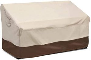 Vailge Bench Loveseat Cover