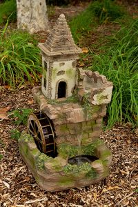Alpine Corporation Waterwheel Tiered