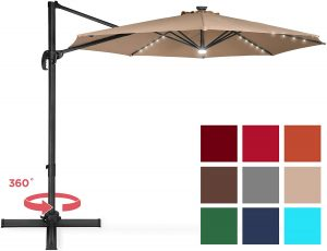 Best Choice Products Patio Umbrella