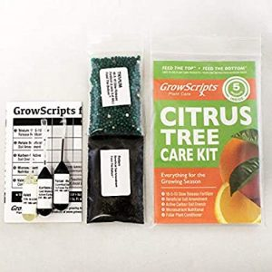 GrowScripts Citrus Tree Care