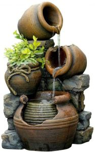 Jeco Outdoor Water Fountain