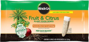 Miracle-Gro Fruit & Citrus