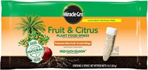 Miracle-Gro Fruit & Citrus Plant Food