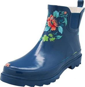 Norty Ankle Rain Boots