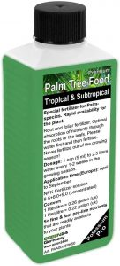 Palm Tree Liquid Fertilizer