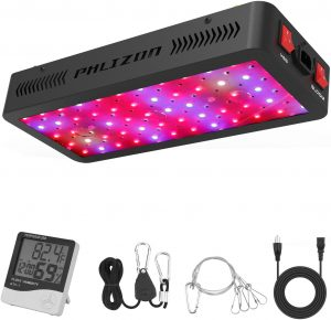 Phlizon 600W Best LED Grow Light